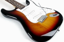 SX EG1K elektriskās ģitāras komplekts