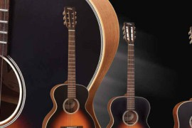 Vintage VE660 Historic Series akustiskā ģitāra
