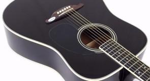 SX DG1K akustiskās ģitāras komplekts