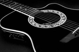 Metāla stīgas ģitārai