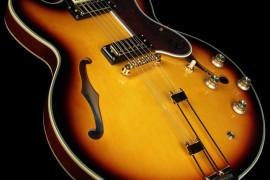 Epiphone 1962 Sheraton E212T pusakustiskā ģitāra