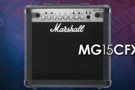 Marshall MG15CFX ģitāras pastiprinātājs