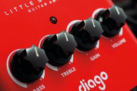 Diago Little Smasher ģitāras pastiprinātajs