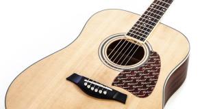 Richwood RD-16 akustiskā ģitāra