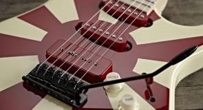 Fret King Black Label Corona GWR elektriskā ģitāra