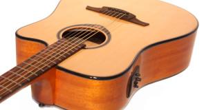 LAG TRAMONTANE T66DCE elektroakustiskā ģitāra