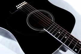 MSA akustiskā ģitāra CW170