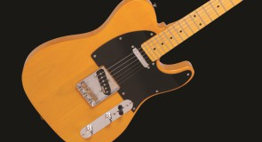 Vintage Reissued V52 Elektriskā ģitāra