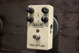 Dunlop MXR FET Driver efektu pedālis