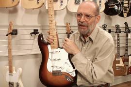Pārdots viens no pirmajiem Fender Stratocaster modeļiem