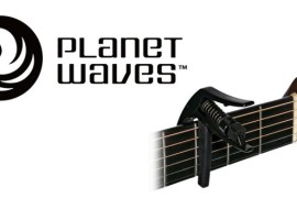 Planet Waves jaunais kapodasteru trio