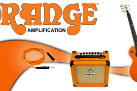 Orange Guitar Pack ģitāras komplekts