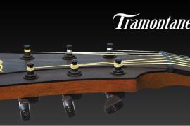 Lag Tramontane T100D akustiskā ģitāra