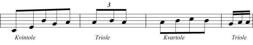 trioles