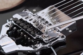 FRX Tremolo System no Floyd Rose