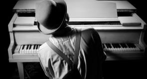 Klavierspēles improvizācija blūza skaņkārtā
