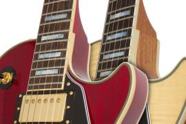 Epiphone laiduši klajā Les Paul 100. jubilejas ģitāras
