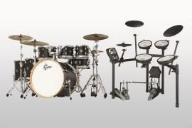 Kādas ir akustisko un elektronisko bungu atšķirības?