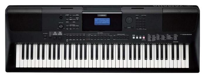 Yamaha-PSR-EW400-sintezators